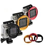 Andre Dykke Filter Kameralinse Til Action-kamera Gopro 3 Gopro 2 Dykking Film og musikk Jakt og fiske Båtliv Sykkel Motorsykkel Aluminium