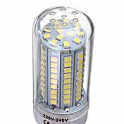 YWXLIGHT® 6W 500 lm E14 G9 GU10 E26/E27 B22 LED-kornpærer T 102 leds SMD 2835 Dekorativ Varm hvit Kjølig hvit AC 220-240V