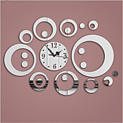 Redondo Moderno/Contemporáneo Reloj de pared , Familia Otros 14.96*18.50