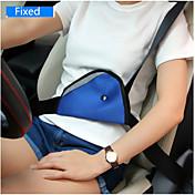 dispositivo fijo automóvil triángulo cinturón de seguridad infantil para el cinturón de seguridad los niños del interior del coche del
