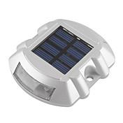 알루미늄 태양 광 (6) 주도 야외 도로 진입로 독 경로 지상 빛 램프