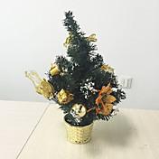 Navidad - Dorado - Plástico - Adornos -
