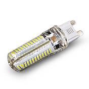 YWXLIGHT® 2800-3500/6000-6500 lm G9 LED-kornpærer T 104 leds SMD 5730 Varm hvit Kjølig hvit AC 220-240V