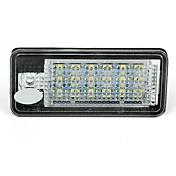 2pcs Bil Elpærer 3W LED Baklys For Audi B6 / 4F / 8 POENG