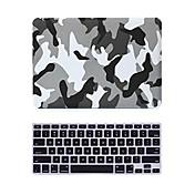 MacBook Funda para camuflaje ABS MacBook Pro 15 Pulgadas MacBook Pro 13 Pulgadas