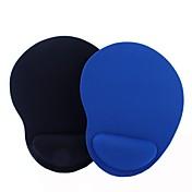 holdbar musematte tynn komfort leddet matte mus pad for optiske styrekulen mus (20 × 23 × 0,5 cm)