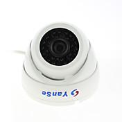 Yanse® ip66 impermeable cctv casa vigilancia ir corte dome cámara de seguridad