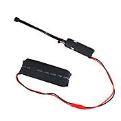 Diy modul wifi ip trådløs hd hjemme sikkerhet fjernkontroll kamera mini dvr