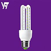 2700-6500 lm E26/E27 Bombillas LED de Mazorca T 16 leds SMD 2835 Decorativa Blanco Cálido Blanco Fresco AC 220-240V