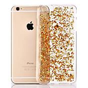 제품 iPhone 8 iPhone 8 Plus iPhone 6 iPhone 6 Plus 케이스 커버 투명 뒷면 커버 케이스 글리터 샤인 소프트 TPU 용 iPhone 8 Plus iPhone 8 iPhone 6s Plus iPhone 6 Plus