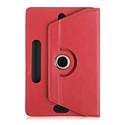 Etui Til Heldekkende etui Tablet Cases Helfarge Hard PU Leather til