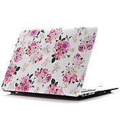 MacBook Funda Flor El plastico para MacBook Air 13 Pulgadas / MacBook Air 11 Pulgadas
