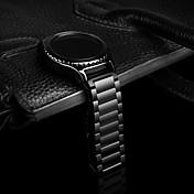 Klokkerem til Gear S2 Classic Samsung Galaxy Klassisk spenne Rustfritt stål Håndleddsrem