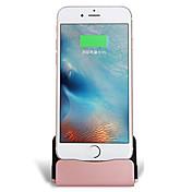 Dock-lader Telefon USB-lader Lader Kitt 1 USB-port DC 5V Til iPhone