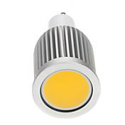 3000-3500/6000-6500lm GU10 LED-spotpærer MR16 1 LED perler COB Dekorativ Varm hvit / Kjølig hvit 85-265V