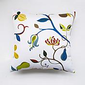 1 stk Polyester Putecover, Blomstret Geometrisk Fritid