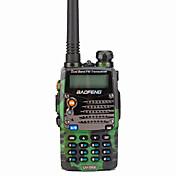 BaoFeng Portátil / Digital UV-5RA Radio FM / Comando por Voz / Banda Dual / Display Dual / Standby Dual / Pantalla LCD / CTCSS/CDCSS