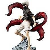 Anime Action Figurer Inspirert av Tokyo Ghoul Ken Kaneki PVC 23 CM Modell Leker Dukke