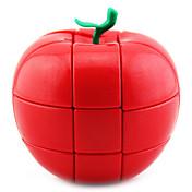 Cubo de rubik YONG JUN 3*3*3 Cubo velocidad suave Cubos mágicos rompecabezas del cubo Nivel profesional Velocidad Apple Regalo Clásico