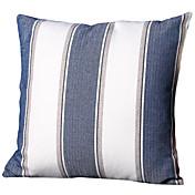 45 * 45cm grove sengetøy striper blå putetrekk hjemmeinnredning dekorasjon