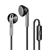 H190P EARBUD Con Cable Auriculares El plastico Teléfono Móvil Auricular DE ALTA FIDELIDAD Con Micrófono Auriculares