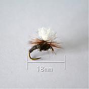 "500 pcs Cebos Señuelos duros Gris oscuro g/Onza,18 mm/<1"" pulgada,Plástico blando Pesca de baitcasting"