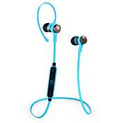 K900 En el oido Sin Cable Auriculares El plastico Deporte y Fitness Auricular Con control de volumen / Con Micrófono Auriculares