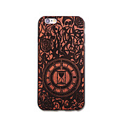 Para Funda iPhone 6 Funda iPhone 6 Plus Carcasa Funda Ultrafina En Relieve Diseños Other Cubierta Trasera Funda Diseño Geométrico Dura