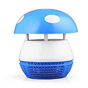 1pc de hongo asesino del mosquito lámpara ninguna mujer embarazada lámpara de repelente de mosquitos fotocatalizador bebé radiación