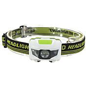 Luces para bicicleta LED - Ciclismo A Prueba de Agua / Tamaño Pequeño / Visión nocturna / Fácil de Transportar AAA 1200 Lumens Batería