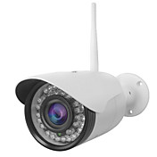 easyn® a185 1,3 megapiksel ip kamera utendørs irskert trådløst wifi kamera 5x optisk zoom