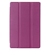 ultratynne lette tre-fold folio stå PU lær magnetisk deksel sak for lenovo P8 (tab 3 8 pluss) tb-8703 tb-8703f tab tb-8703n 3 8 pluss