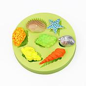 Herramientas para hornear Silicona Ecológica / 3D / Manualidades Pastel / Tarta / Chocolate Molde para hornear