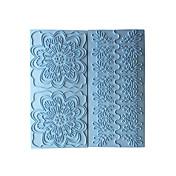 2 Horneando Nueva llegada / decoración de pasteles Pastel Plástico Moldes para horno
