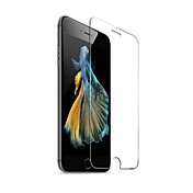 Protector de pantalla Apple para iPhone 7 Vidrio Templado 1 pieza Protector de Pantalla Frontal A prueba de explosión Dureza 9H