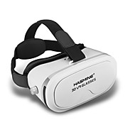 hasmine® 3d VR briller for iphone 5 / 5s / 6/6 pluss samsung 3d filmer video virtuell virkelighet briller