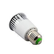E14 B22 E26/E27 Focos LED MR16 1 LED de Alta Potencia 450 lm RGB K Regulable Control Remoto AC 85-265 V