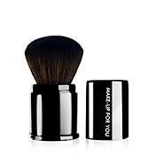 1pcs Makeup børster Profesjonell Rougebørste Syntetisk hår Bærbar / Reisen / Profesjonell Plast
