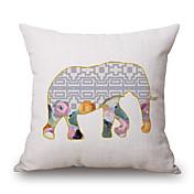 1 stk Polyester Putecover, Dyremønster Dekorativ Moderne / Nutidig