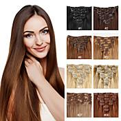 Extensiones de cabello humano Cabello humano 70-120 14-24 Extension del pelo