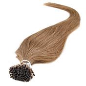 Febay Fusjon / I-tipp Hairextensions med menneskehår Rett Ekte hår