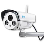 cámara ip jooan® 1.0mp al aire libre ir-corte detección de movimiento de la noche del día acceso remoto a prueba de agua wi-fi)