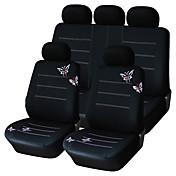 Fundas para asiento Cubre asientos Textil Común