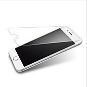 Protector de pantalla Apple para iPhone 7 Vidrio Templado 1 pieza Protector de Pantalla Frontal Mate Borde Curvado 2.5D Dureza 9H