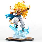 Anime Action Figurer Inspirert av Dragon Ball Cosplay Anime Cosplay-tilbehør figur PVC