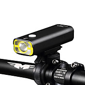Linternas LED Linternas de Mano Luz Frontal para Bicicleta LED XP-G2 Ciclismo Recargable Regulable Impermeable Fácil de Transportar