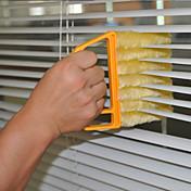 Høy kvalitet 1pc tekstil Plast Lofjerner og børste Verktøy, Kjøkken Vaskemidler