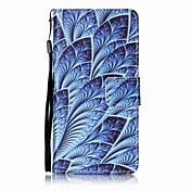 케이스 제품 Samsung Galaxy A5(2017) A3(2017) 지갑 카드 홀더 스탠드 플립 패턴 풀 바디 꽃장식 하드 인조 가죽 용 A5 (2017) A3 (2017) A5(2016) A3(2016)