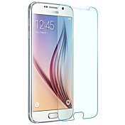 Protector de pantalla Samsung Galaxy para S6 Vidrio Templado Protector de Pantalla Frontal