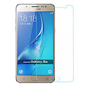 Protector de pantalla Samsung Galaxy para J5 (2016) Vidrio Templado 1 pieza Protector de Pantalla Frontal Ultra Delgado Dureza 9H Alta
